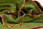 Fűzöld takaró :: Wellsoft anyagból